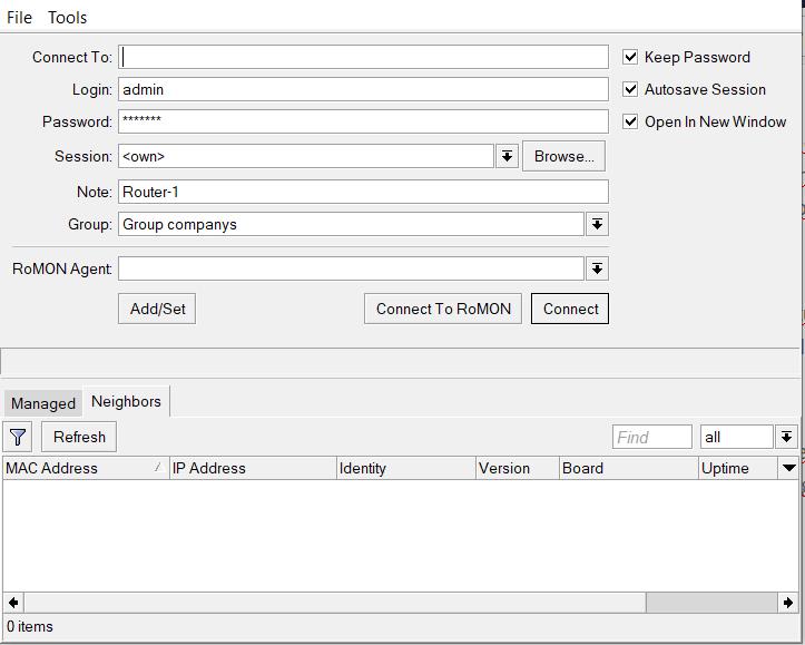Winbox – Gestionează RouterOS rapid și simplu.